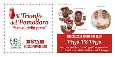 Pizza VS Pizza - Fai parte della giuria popolare!