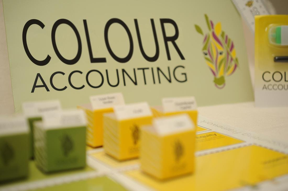 Colour Accounting Open Workshop, November 201
