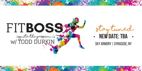 FIT Boss: Ignite the Passion tickets