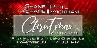 Christmas Concert with Shane & Shane and Phil Wickham