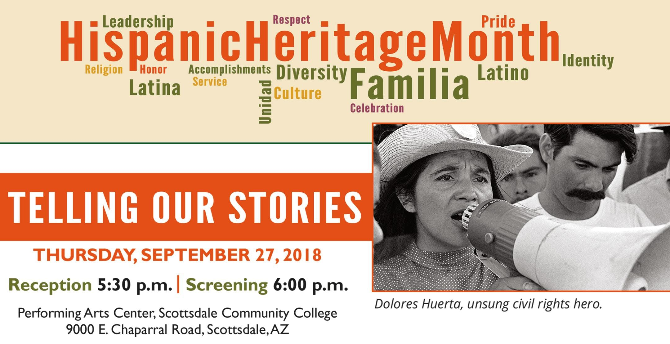 Telling Our Stories: Documentary Screening