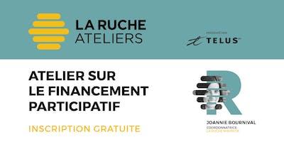 Atelier sur le financement participatif présenté par TELUS - Trois-Rivières
