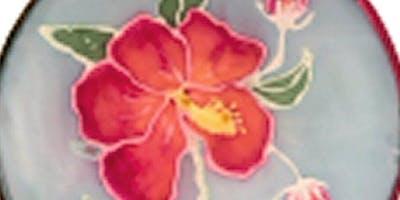 Silk Hoops Painting Workshop: Nov 17