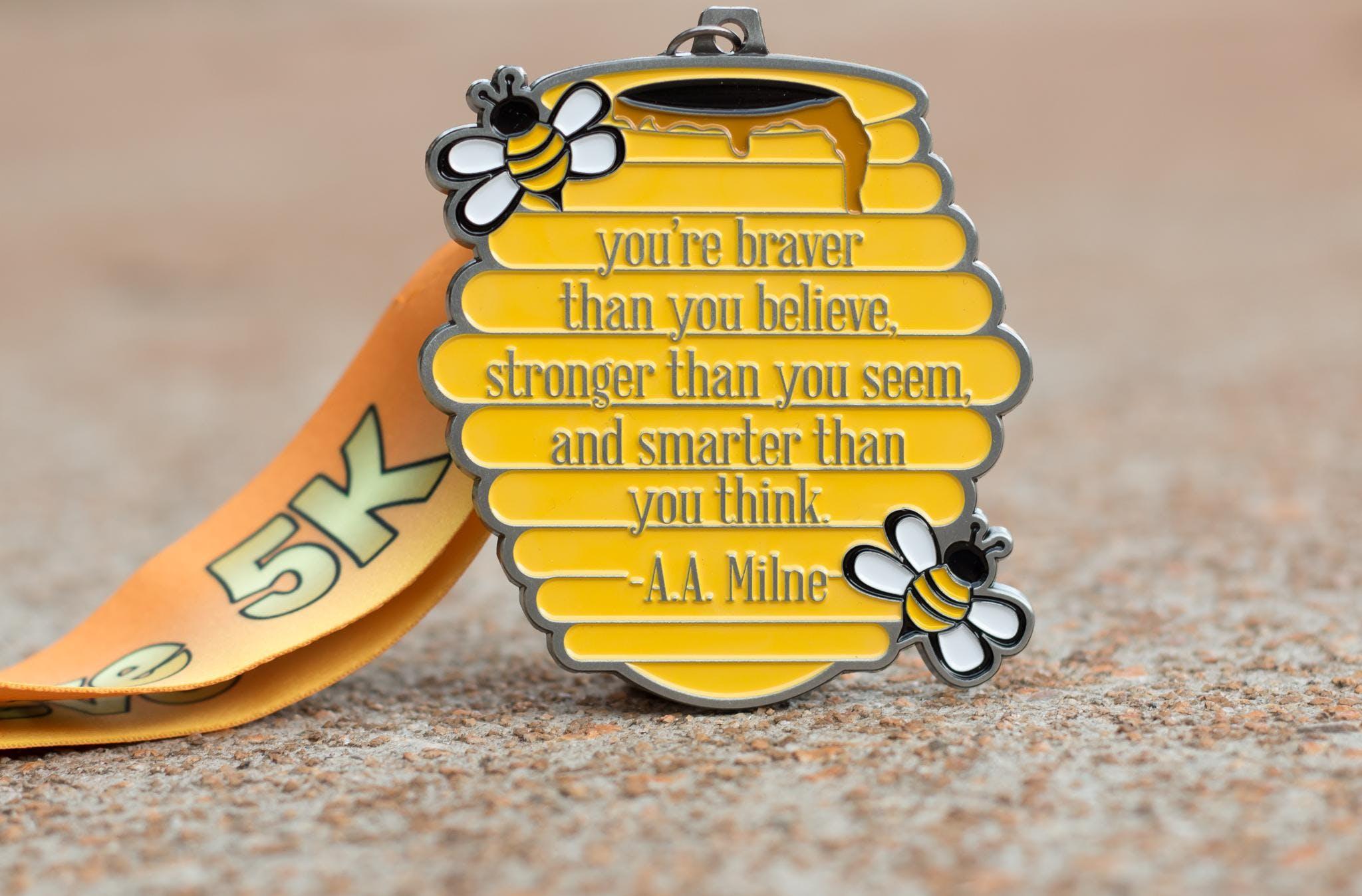The Braver Than You Believe 5K & 10K- Salem