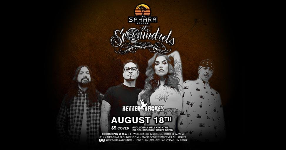 The Scoundrels with Better Broken