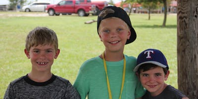 Sabine Creek Ranch Day Camps Summer 2019