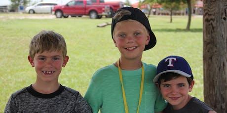 Sabine Creek Ranch Day Camps Summer 2019 tickets