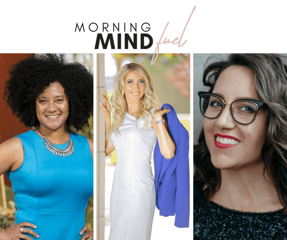 Dames Collective Phoenix - Morning MindFUEL - Claiming Your Space