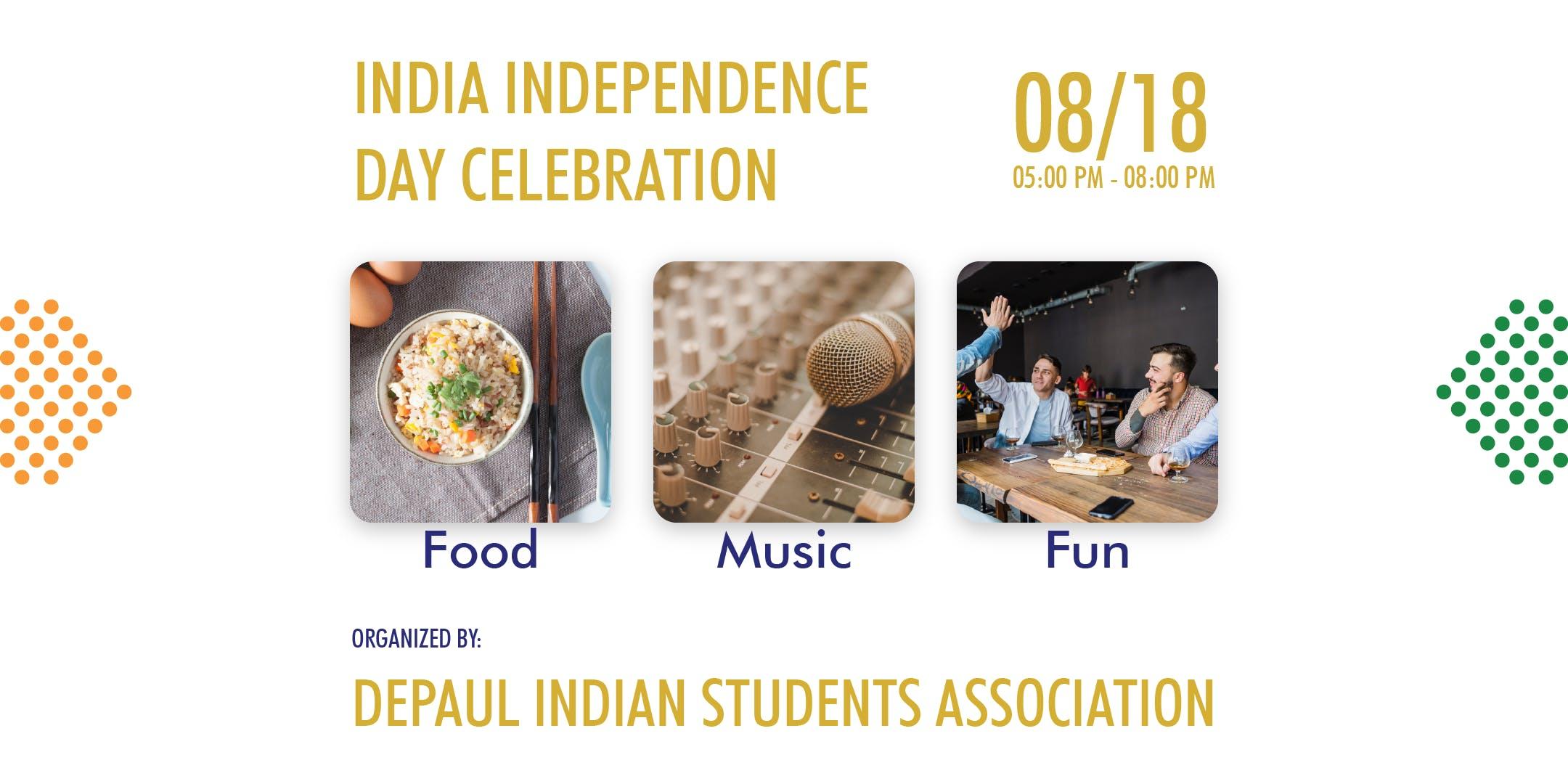 DISA India Independence Day Celebration