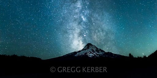 Milky Way over Mt Hood (9/21/2019)