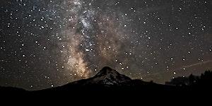 Milky Way over Mt Hood (10/19/2019)
