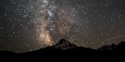 Milky Way over Mt Hood (10/19/2019)