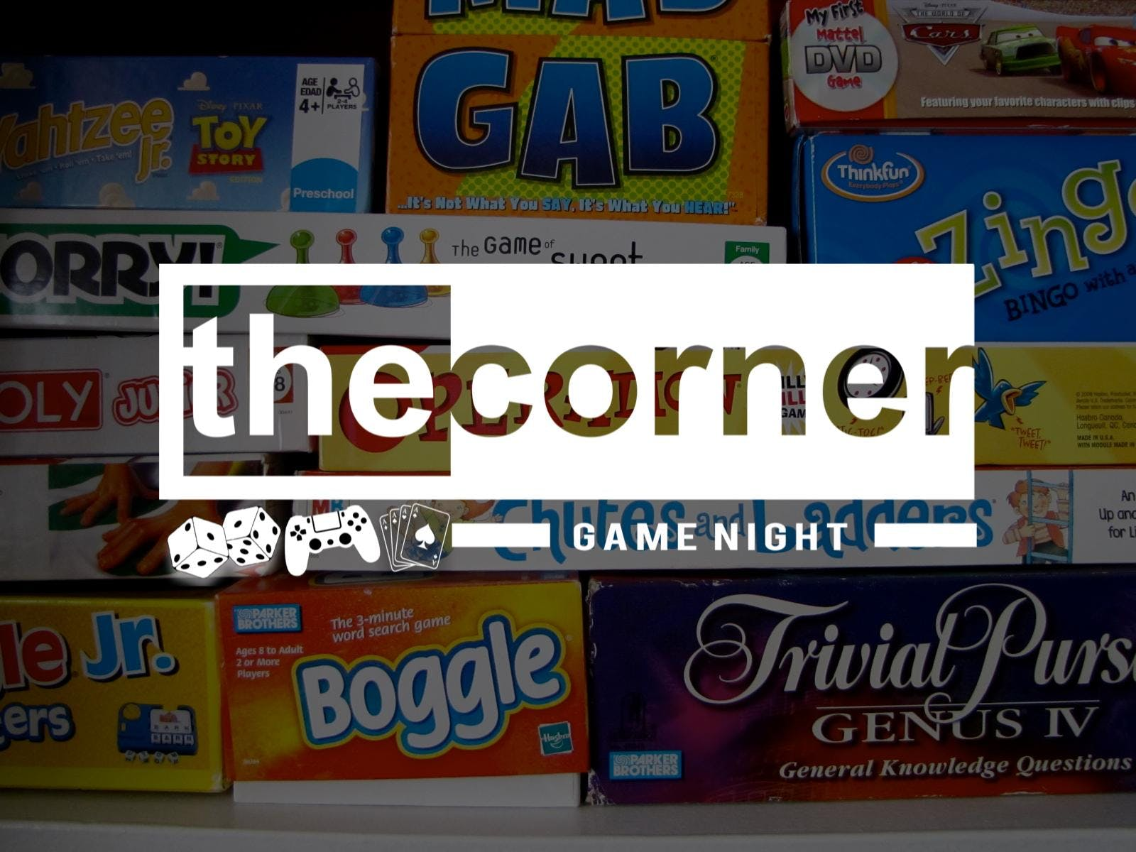 "The Corner Street Food ""Game Night"""