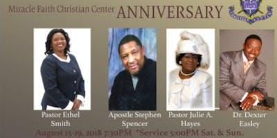 36TH Church Anniversary