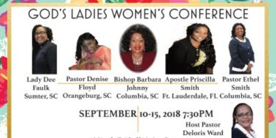 God's Ladies Women's Conference 2018