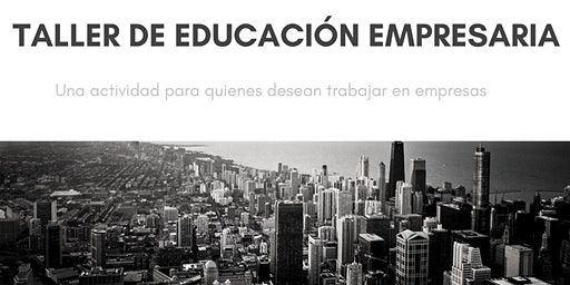 Taller de Educación Empresaria #Mardel