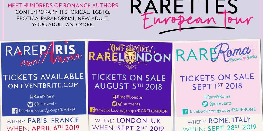 RARE19 London Once Upon A Time Tickets, Fri, Sep 20, 2019 at 5:30 PM |  Eventbrite