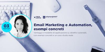 Email Marketing e Automation, esempi concreti