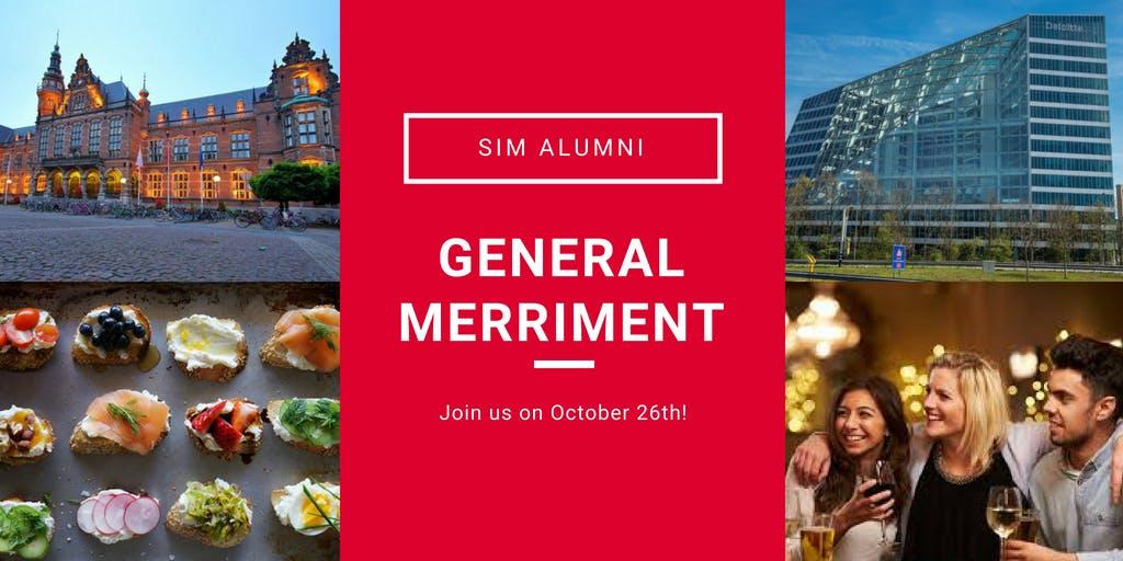 SIM Alumni Drinks