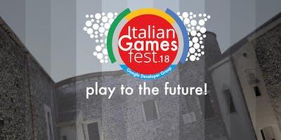 GDG GameFest 2018