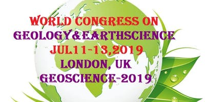 World Congress on Geology & Earth Science