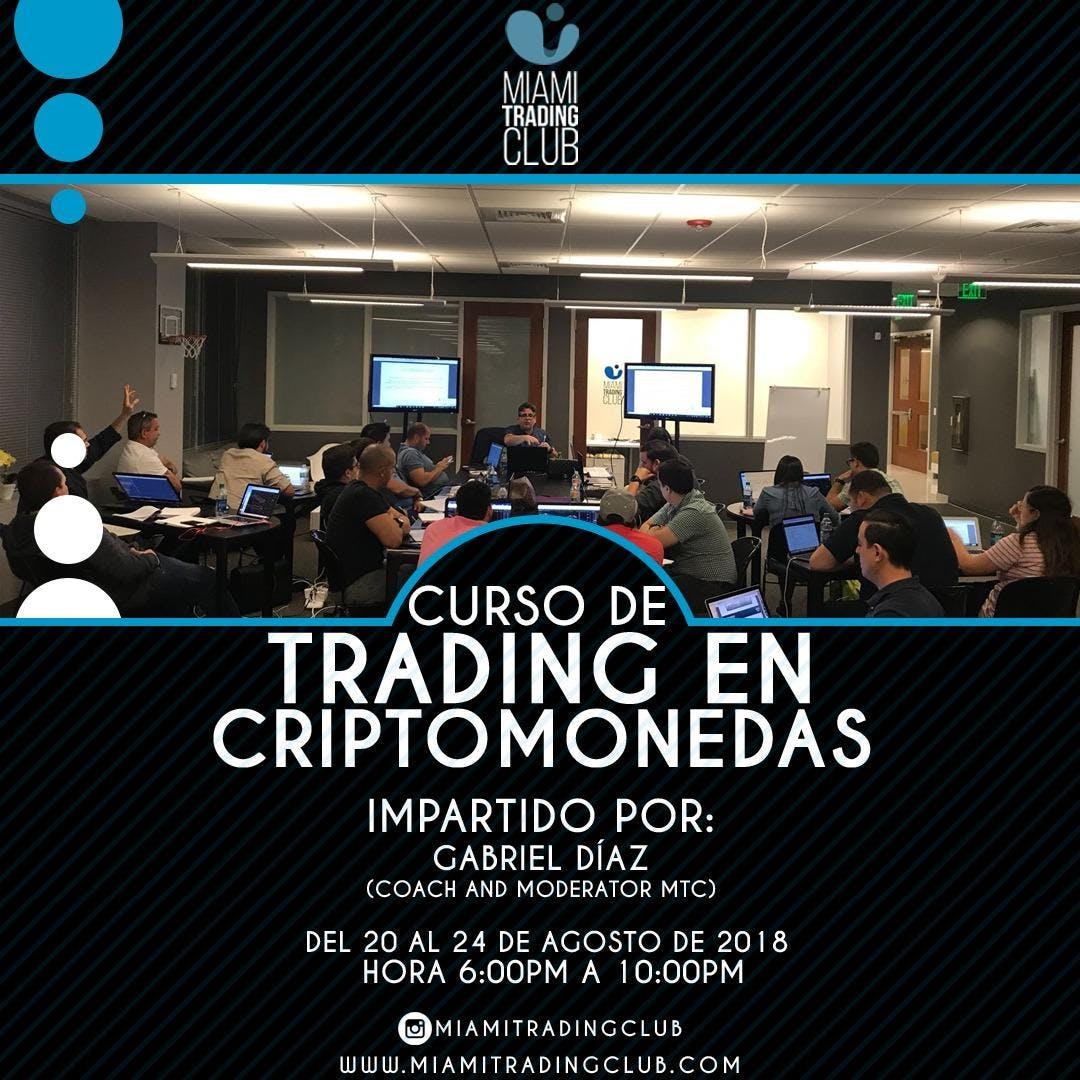 Curso Teórico Práctico de Trading en Criptomo