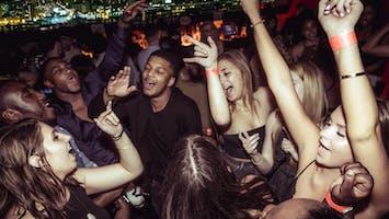 Hip Hop vs. Reggae Yacht Party