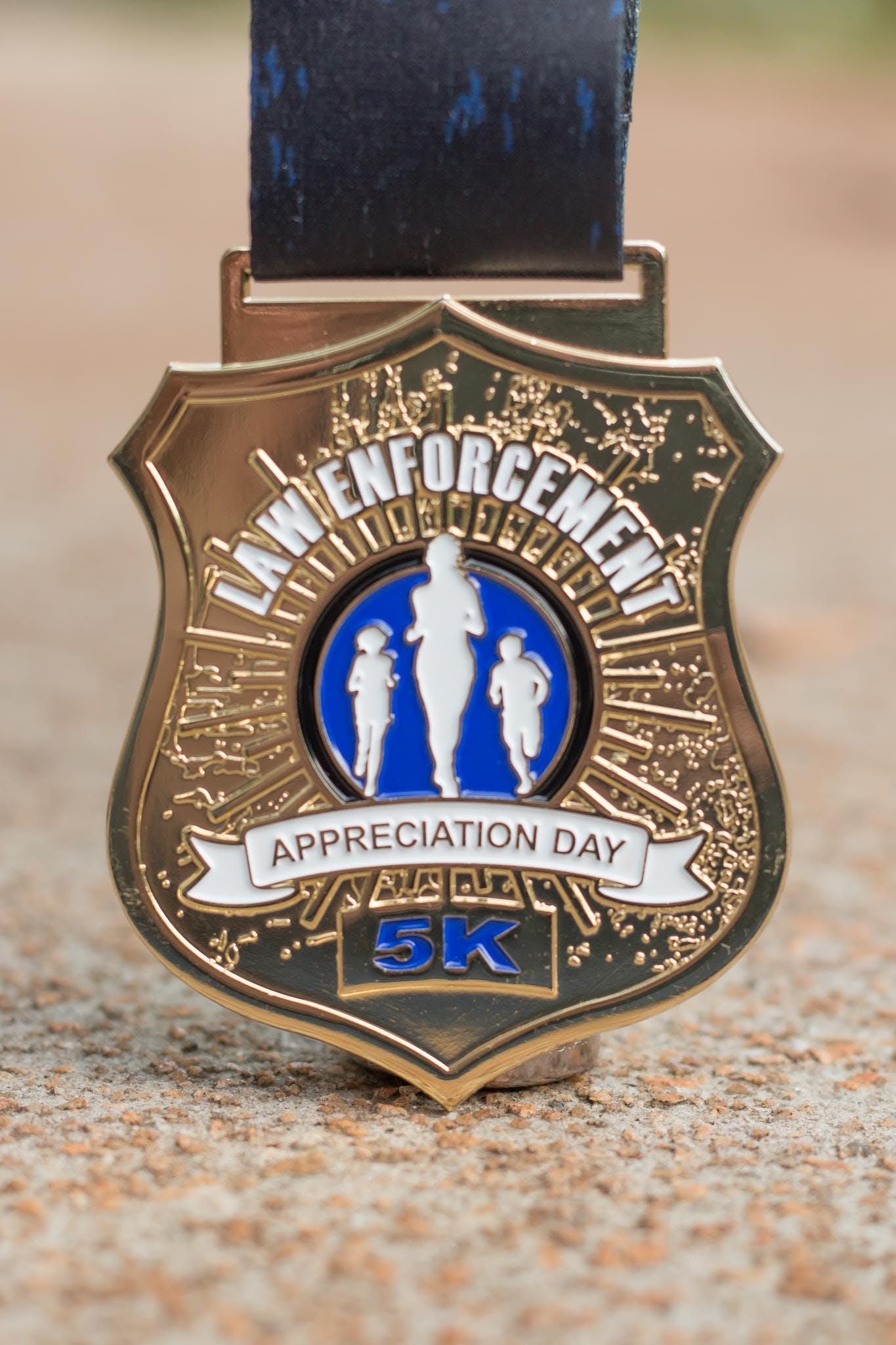 The Law Enforcement Appreciation 5K - Pasadena