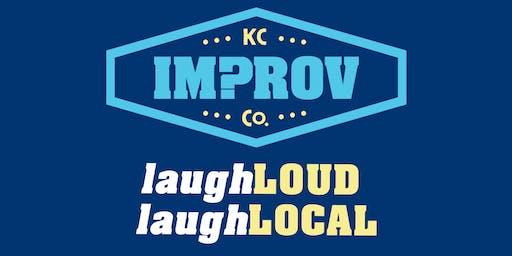 KC Improv Co. - Gift Certificate