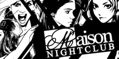 GUEST LIST | Maison Nightclub