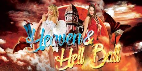 Heaven & Hell Ball tickets