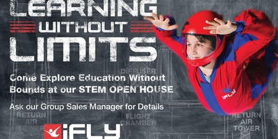 iFLY ONTARIO STEM OPEN HOUSE