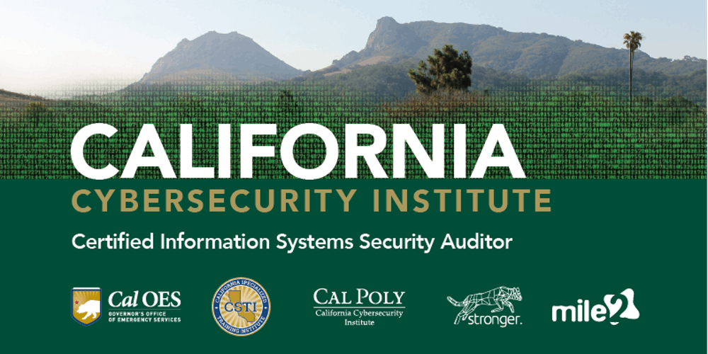 Cissa Certified Information Systems Security Auditor Self Paced