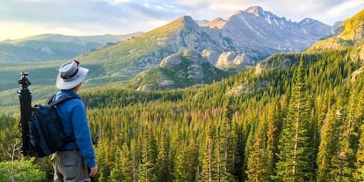 2019 Rocky Mountain Landscape & Wildlife Photo Workshop
