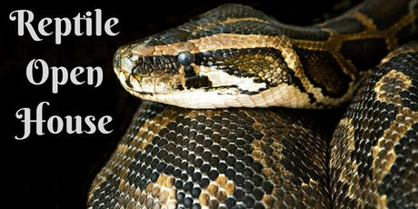 Reptile Open House tickets