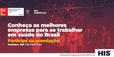 HIS18 // Premiação GPTW Saúde