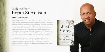 Insights from Bryan Stevenson