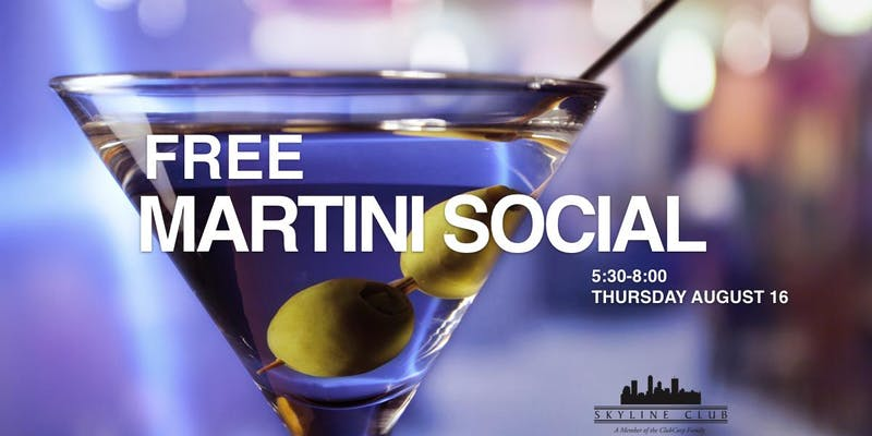 Indianapolis' Top Spirits Events and Free Martini Social with singer Brenda Williams
