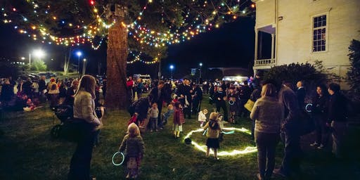 holiday lights the presidios traditional tree lighting ceremony - San Francisco Christmas Events