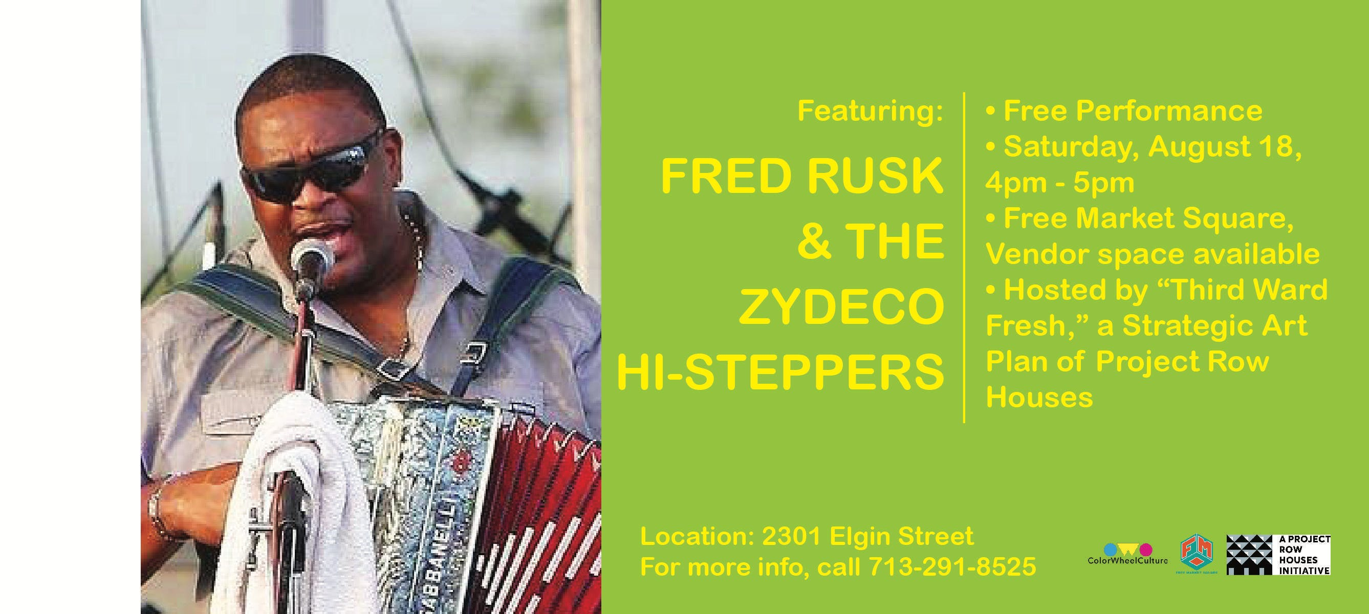 Free Zydeco Performance