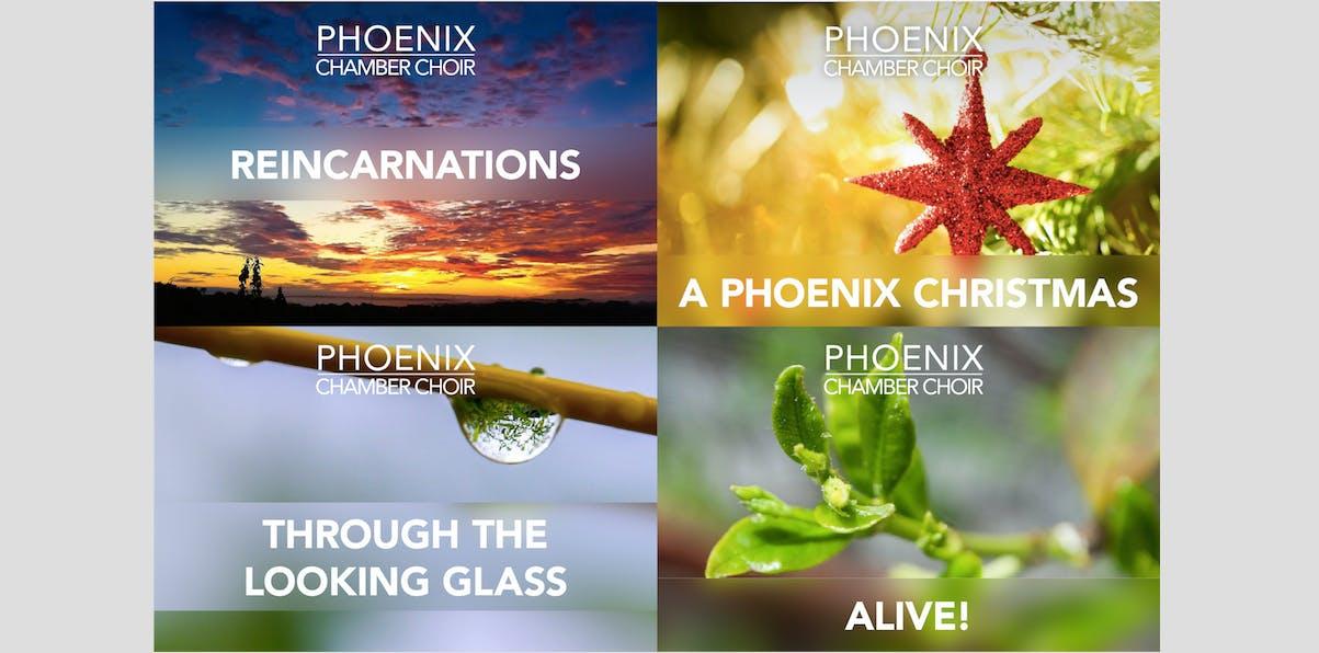 Phoenix Chamber Choir 2018-2019 Season - Full Subscription