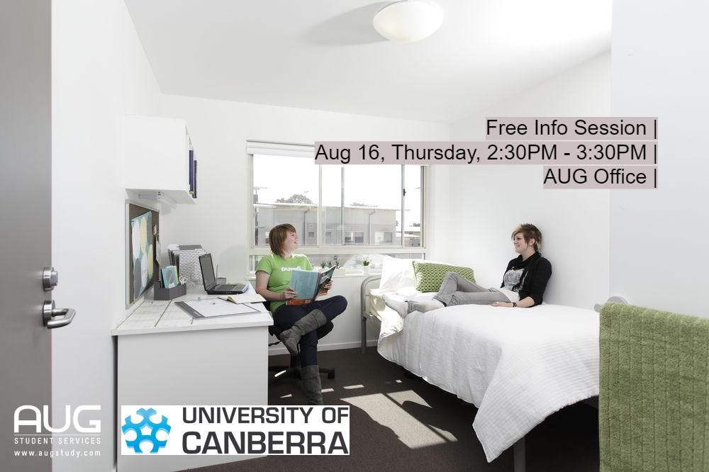 University of Canberra Application Day