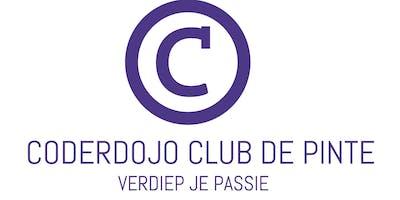 Coderdojo Club De Pinte 2018-2019