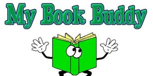 My Book Buddy's 2019 Summer Book Club (Ages 8 - 14)-EARLY BIRD $21 Per Child!