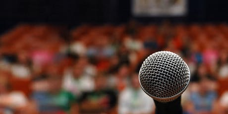 Public Speaking - Los Gatos ToastMasters tickets