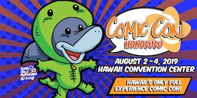 Comic *** Honolulu 2019