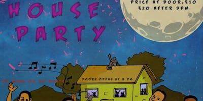 Wavy Vibez House Party (90's Theme)