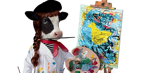 Cows and Canvases: Christmas
