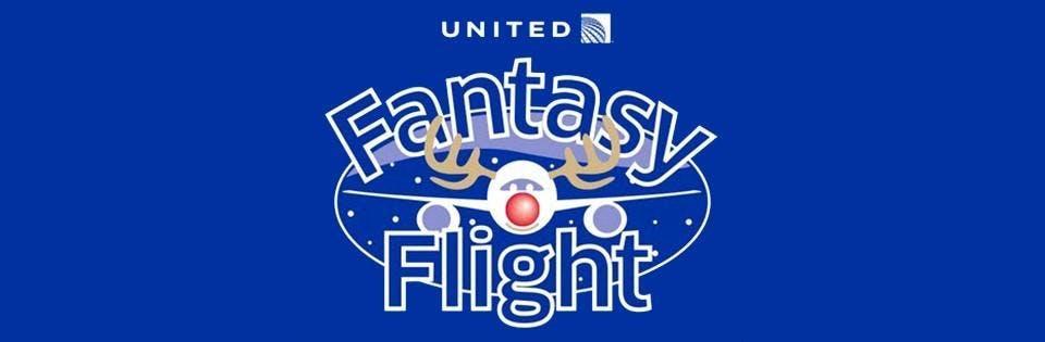 United Fantasy Flight - 3rd Annual Charity Golf Event