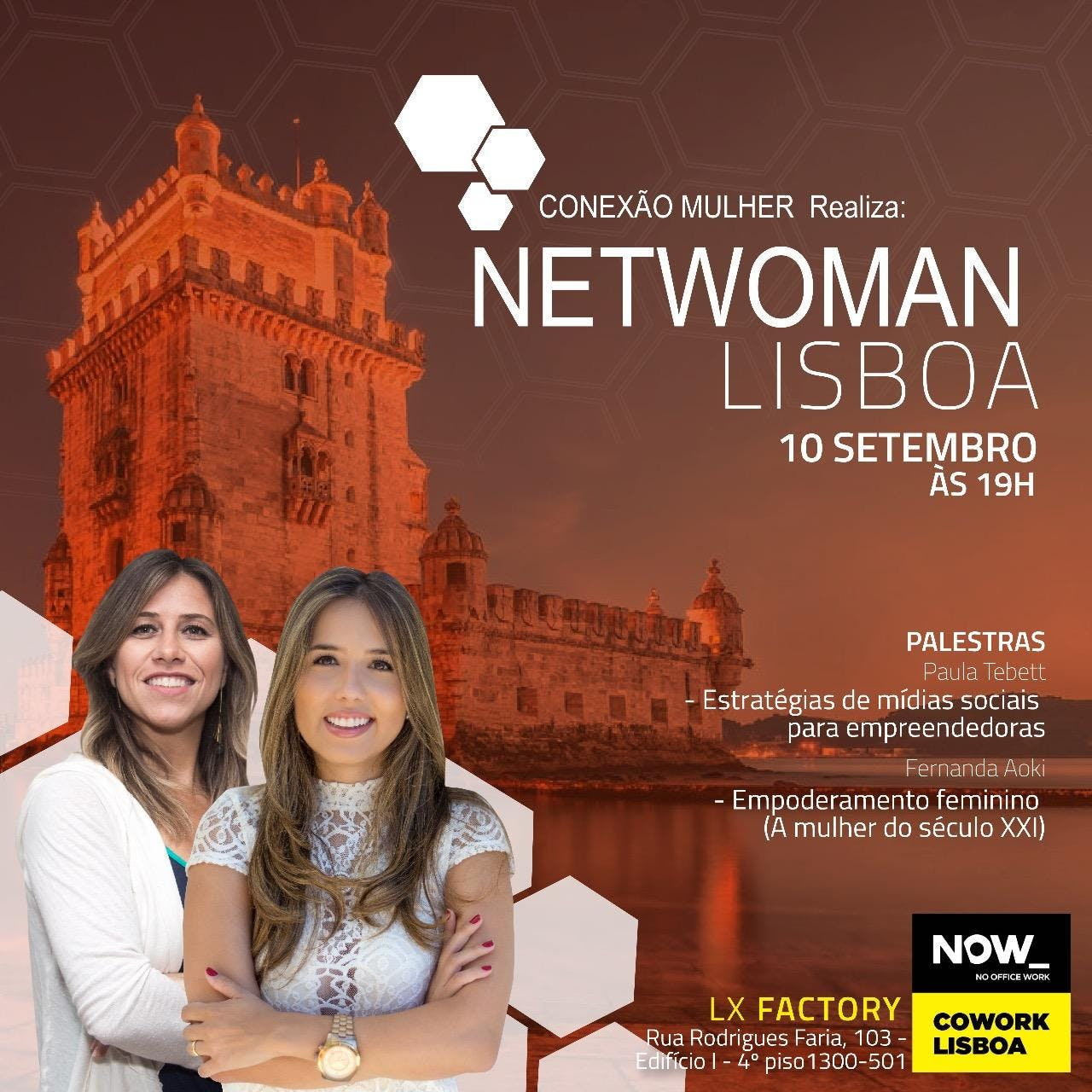 NetWoman - International Network for Business
